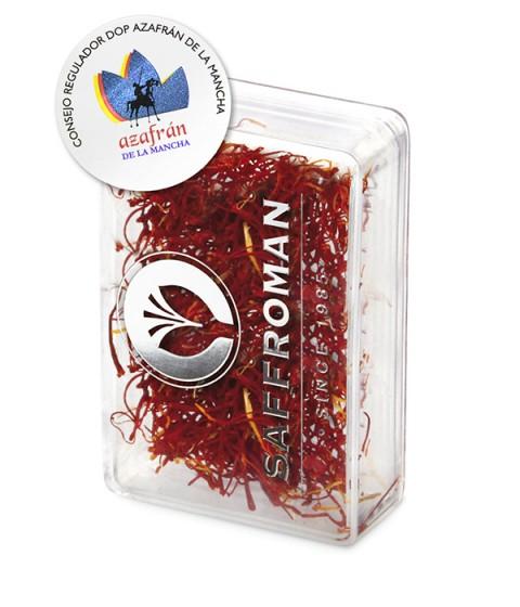Azafran Saffroman Caja Plástico 1g.