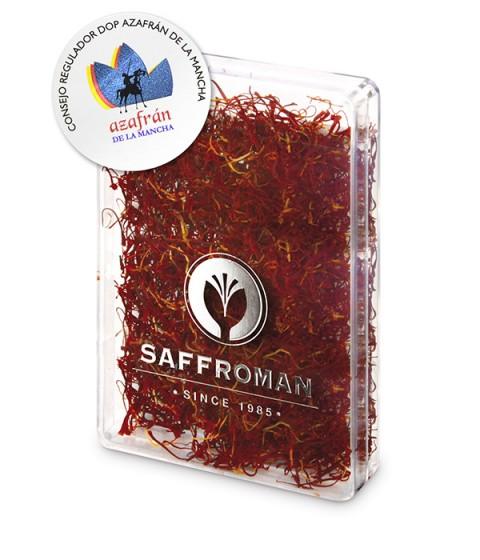 Azafran Saffroman Caja Plástico 2g.