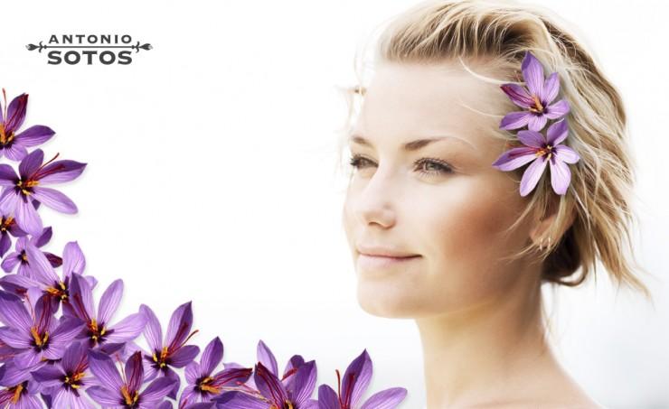 Applications et bienfaits du safran sur les cheveux