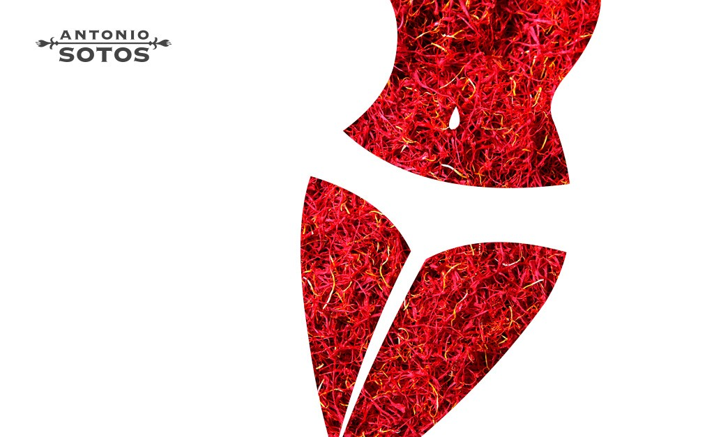 Lose weight with saffron