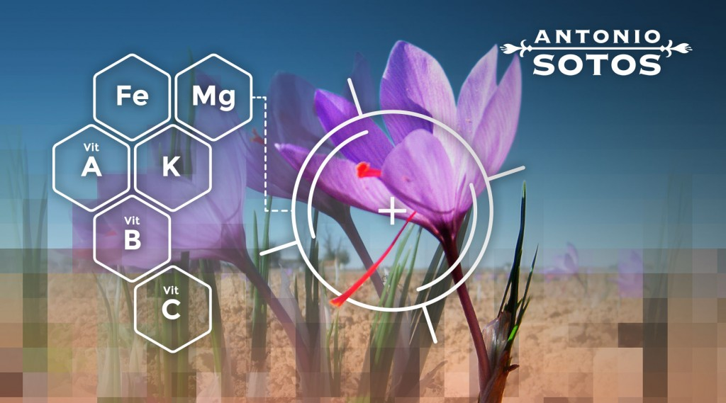 The nutritional value of saffron