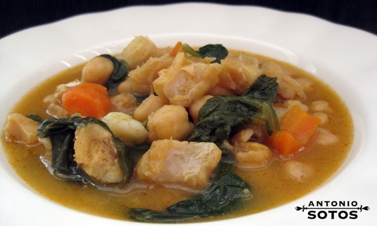 ilia (Vegetable stew) whit paprika