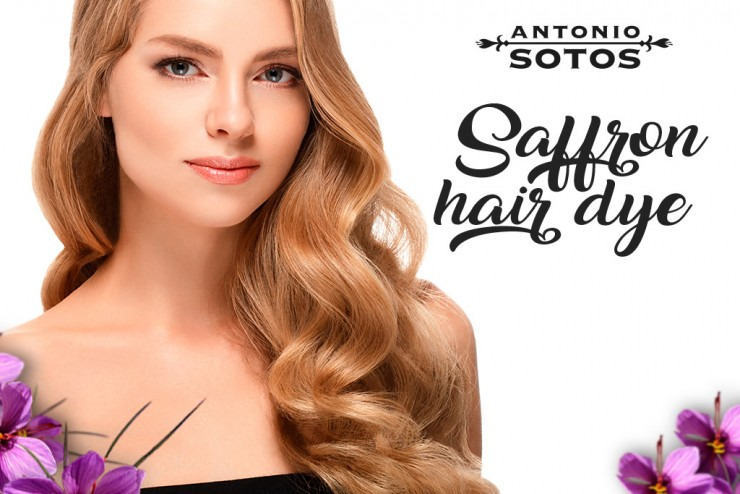 Do you want to opt for a Natural Hair Colour? Get it using a saffron hair