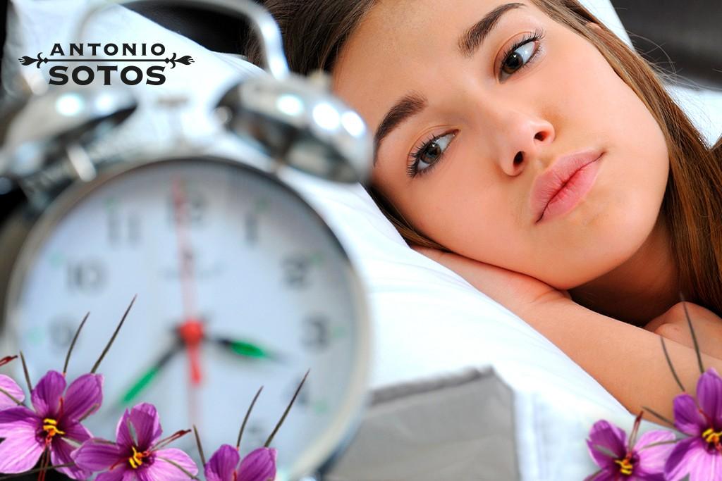 Saffron, homemade remedy for curing insomnia