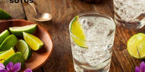 Gin tonic con azafrán o cómo engrandecer una ginebra