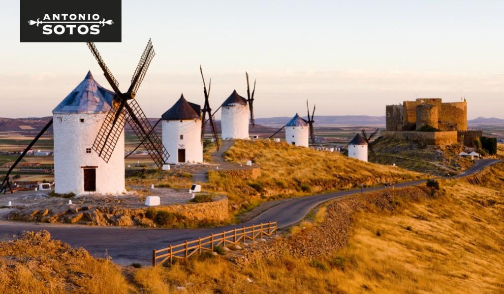 4 comidas castellano-manchegas que ya comía Don Quijote