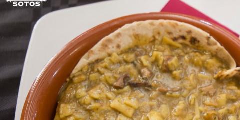 Gazpachos manchegos, una receta tan de la tierra como Don Quijote
