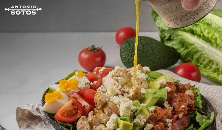 ensalada-vinagreta-azafran